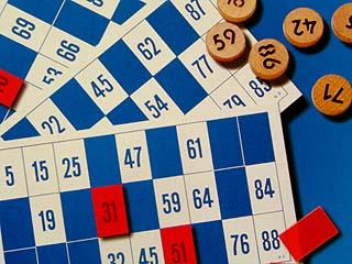 Lotto Spiel